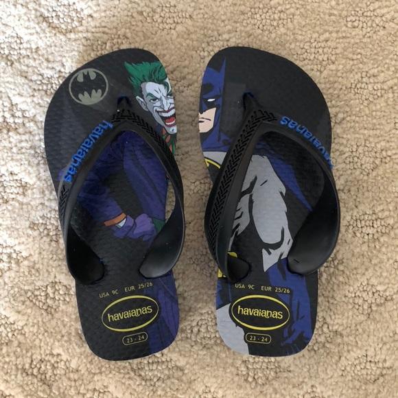 e8b512a92975 Havaianas Other - Toddler Boys Batman Havaianas